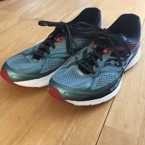 Saucony Everun Guide 10 Running Shoes Size 12